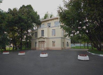 Ленинградский пр-т, 37к10, фото здания