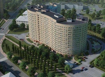 Мастеркова, 1, фото здания