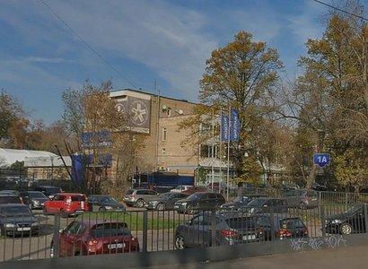 Сокольнический вал, 1а, фото здания