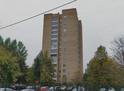 Молодогвардейская, 8, фото здания