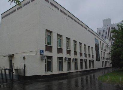 Академика Анохина, 8к1, фото здания