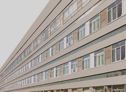 Тимиконпарк, фото здания