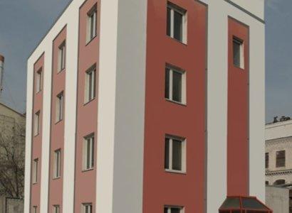 Краснопресненская наб, 10с4, фото здания