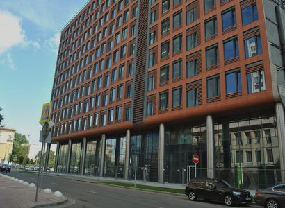 Оазис, фото здания