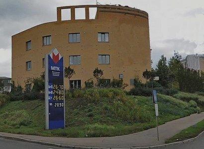 Шереметьевская, 34, фото здания