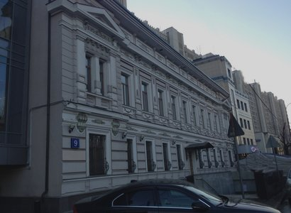 Коровий Вал, 9, фото здания