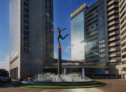 ЦМТ, Центр Международной Торговли, Международная - 2, фото здания