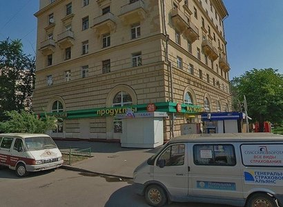 Киевская, 18, фото здания
