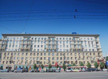 Кутузовский пр-т, 24, фото здания