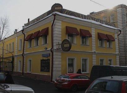 Благовещенский пер, 10с1, фото здания