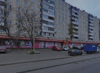 Народного Ополчения, 21к1, фото здания