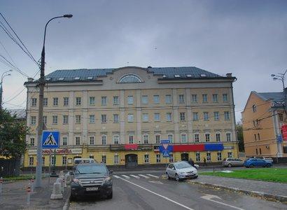 Люсиновская, 13с1, фото здания