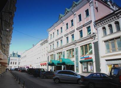 Никольский Пассаж, фото здания