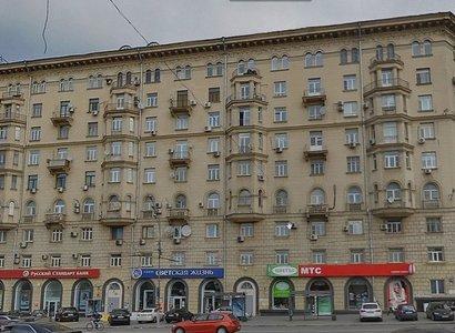 Мал. Сухаревская площадь, 1, фото здания