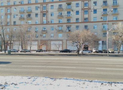 Фрунзенская наб. 46, фото здания