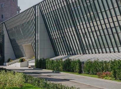 Симонов плаза, фото здания