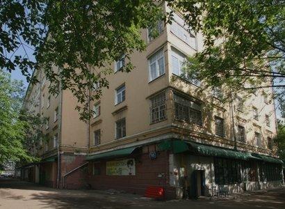 Кусковская, 16, фото здания