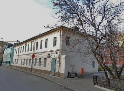 Средний Каретный переулок, 9, фото здания