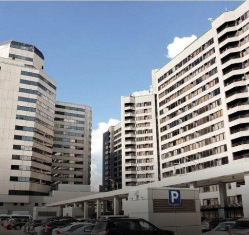 ЦМТ, Центр Международной Торговли, Офисное здание 2