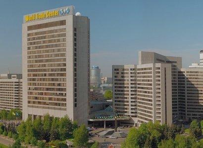 ЦМТ, Центр Международной Торговли, Офисное здание 1, фото здания