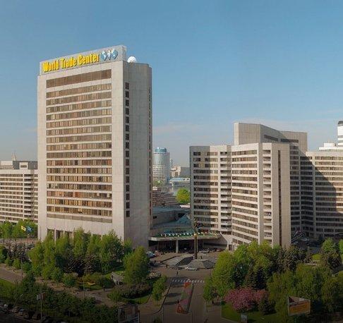 ЦМТ, Центр Международной Торговли, Офисное здание 1
