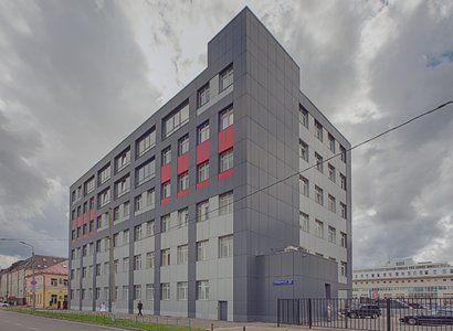 Панорама, фото здания