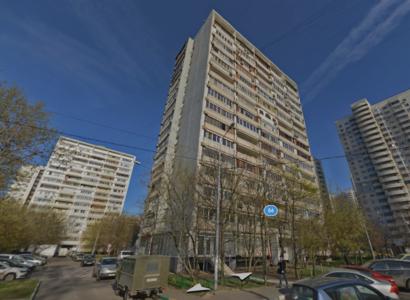 Кастанаевская, 54, фото здания