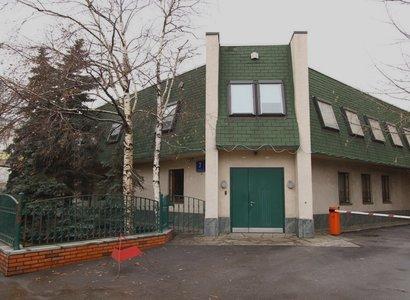 Бакунинская, 7с7, фото здания