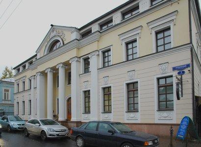 Успенский пер, 3с4, фото здания