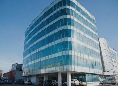 Деловой центр Шереметьевский (аэропорт Шереметьево), фото здания
