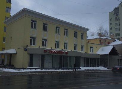 Люсиновская, 27, фото здания