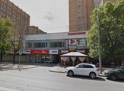 Селезневская, 34к1, фото здания