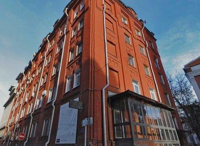 1-й Голутвинский пер, 3-5с1, фото здания