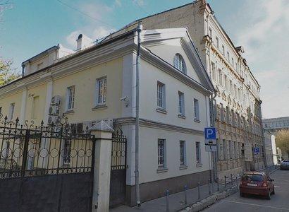 Cред. Кисловский пер, 4, фото здания
