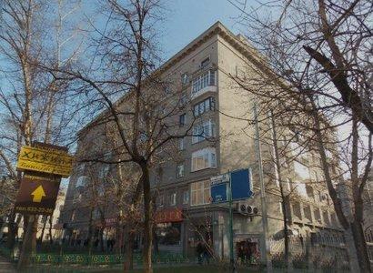 Бакунинская, 8, фото здания