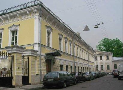 Сивцев Вражек переулок 36/18, фото здания