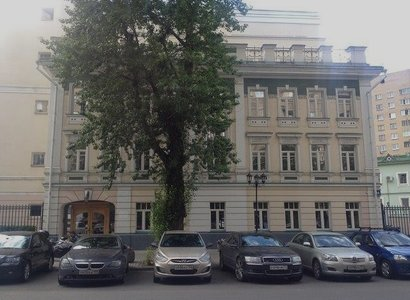 Крутицкий вал, 14, фото здания