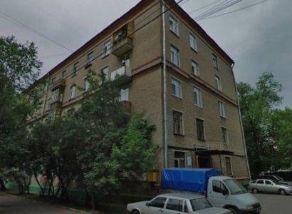 Мирской пер, 8к1, фото здания