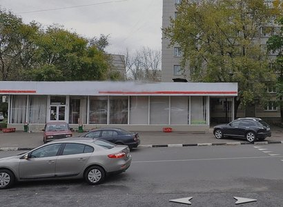 Севастопольский пр-т, 9к1, фото здания