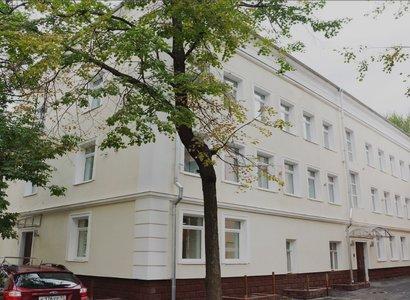 Новая Басманная, 28с2, фото здания