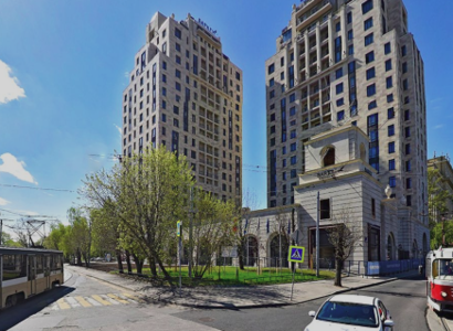 Баркли Резиденс, фото здания