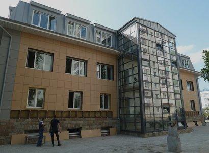 Мневники, 17, фото здания