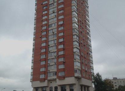 Молодогвардейская, 2к1, фото здания