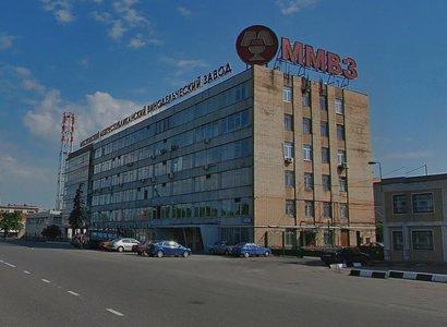 Рябиновая, 53, фото здания