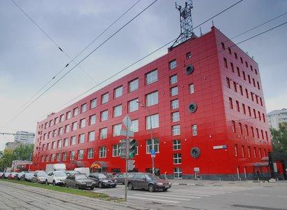 Москва, фото здания