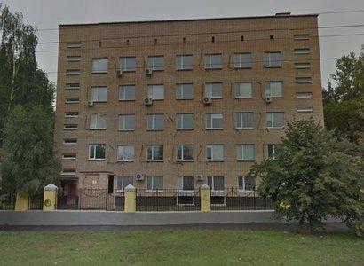 Габричевского, 5к8, фото здания