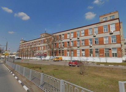 Боровая, 7с7, фото здания