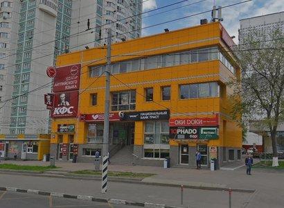Миклухо-Маклая, 47А, фото здания