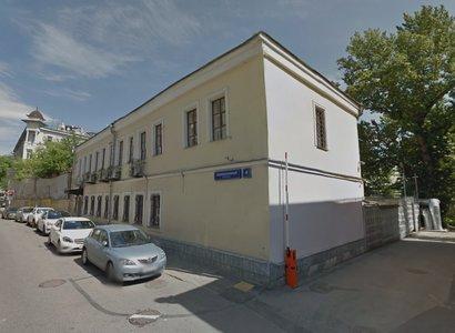 Кривоколенный пер, 4с3, фото здания