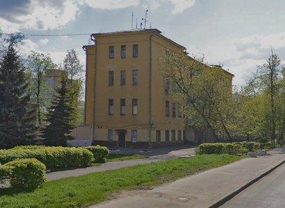 1-й Варшавский пр-д, 2, фото здания